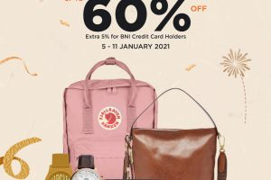Promo Urban Icon New Year Sale up to 60%