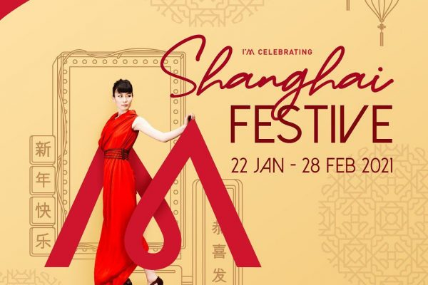 MALL OF INDONESIA Present SHANGHAI FESTIVE – Festive Season Offers UP TO 80% OFF