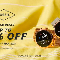 Fossil March Deals Sale up to 40%